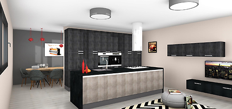 transtechnology l 39 agencement 360 insitu logiciel d 39 am nagement d 39 espace logiciel d. Black Bedroom Furniture Sets. Home Design Ideas