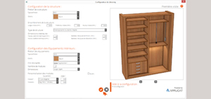 Configurateur de rangement for Ikea configurateur dressing