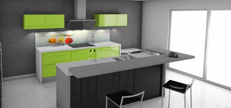 insitu pour les artisans, logiciel d'aménagement d'espace et d ... - Logiciel Conception Cuisine Professionnel